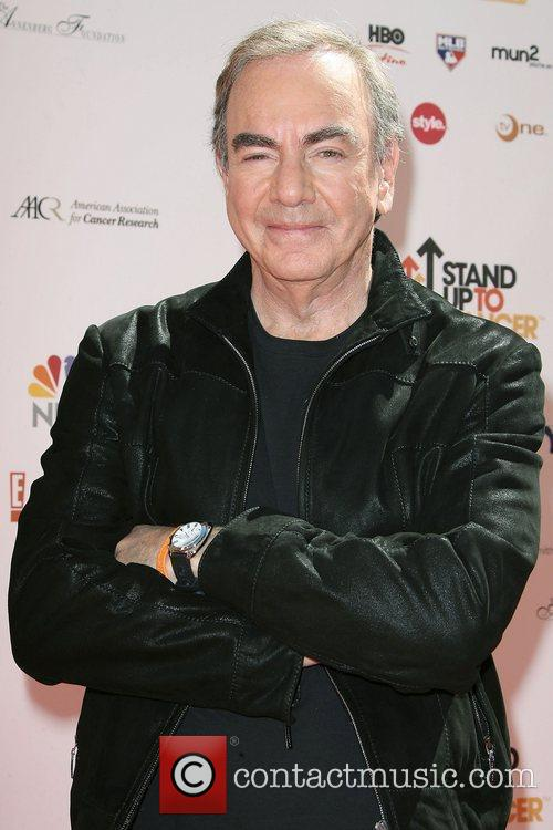 Neil Diamond and Sony 3