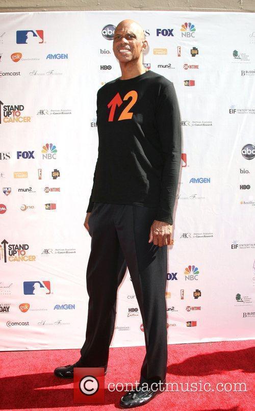 Kareem Abdul-jabbar and Sony 4