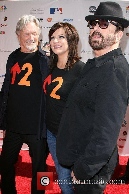 Kris Kristofferson, Dave Stewart, Martina McBride, Sony