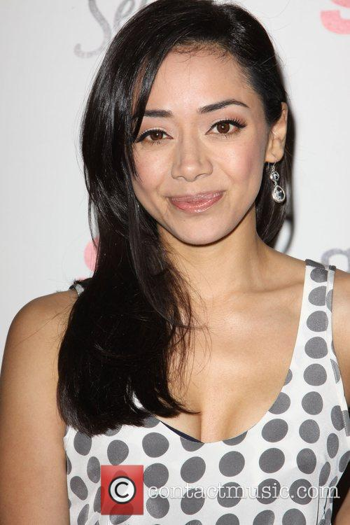 Aimee Garcia Star Magazine honors the next generation...