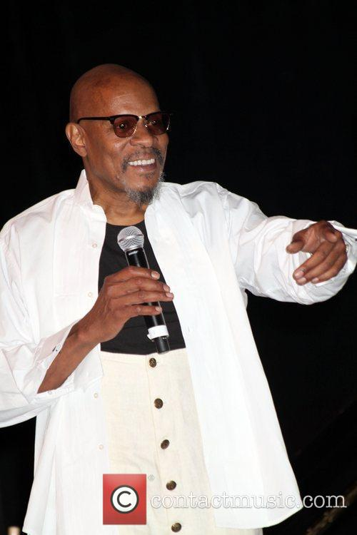 Avery Brooks, Las Vegas and Star Trek 2