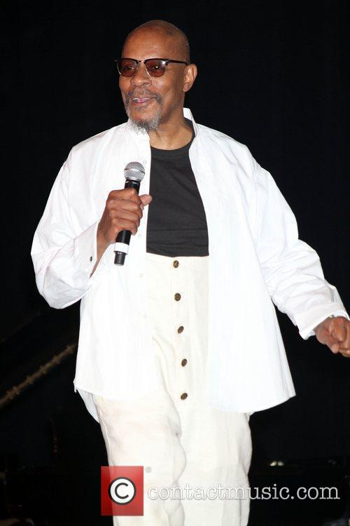 Avery Brooks, Las Vegas and Star Trek 3
