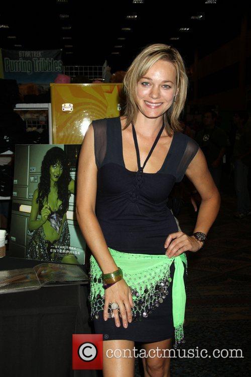 Crystal Allen, Las Vegas and Star Trek 3