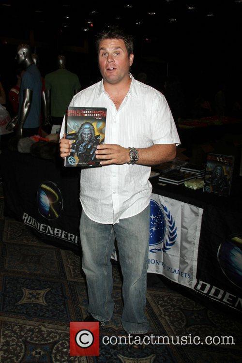 Eugene Roddenberry, Las Vegas and Star Trek 2