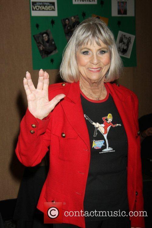 Grace Lee Whitney, Las Vegas and Star Trek 2