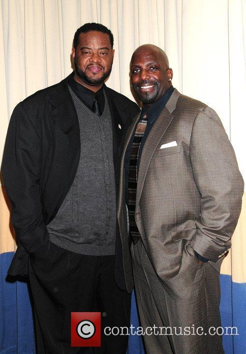 Grizz Chapman and Kevin Brown Children's Starlight Gala...