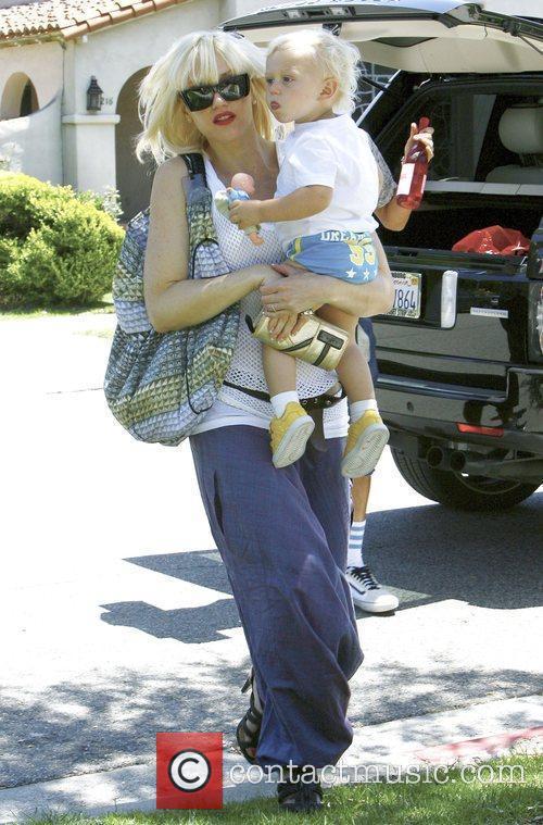 Singer Gwen Stefani and Gavin Rossdale 23