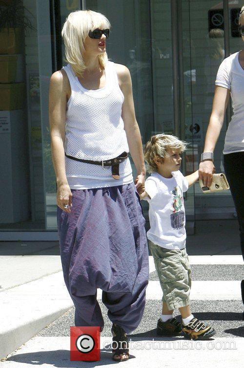 Singer Gwen Stefani and Gavin Rossdale 13