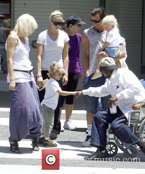Singer Gwen Stefani and Gavin Rossdale 22