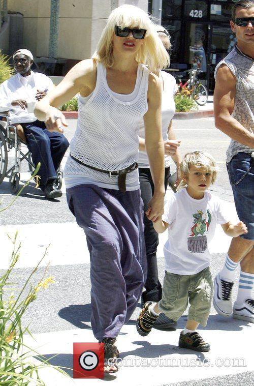 Singer Gwen Stefani and Gavin Rossdale 25