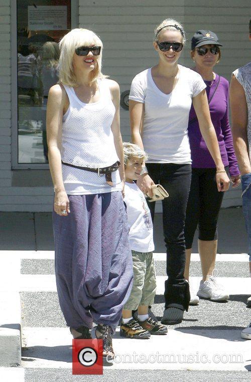Singer Gwen Stefani and Gavin Rossdale 15