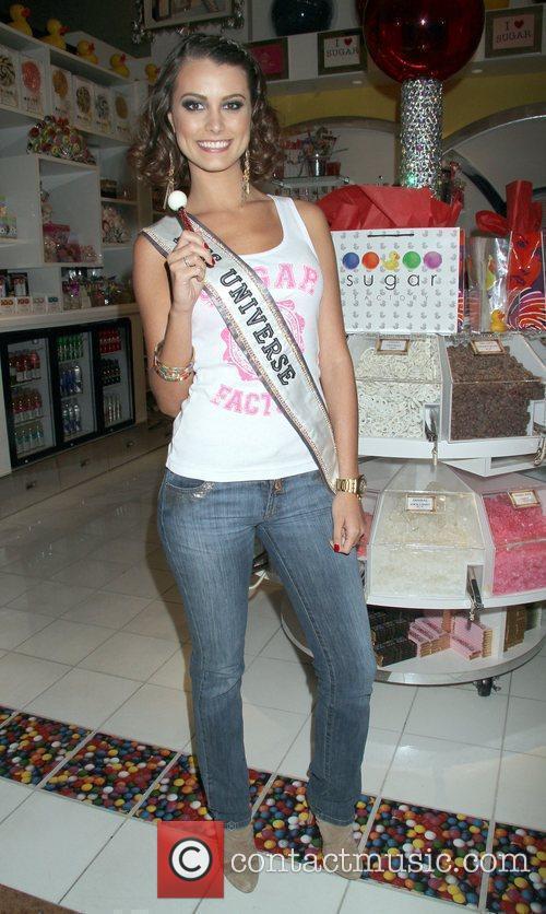 Stefania Fernandez and Las Vegas 10