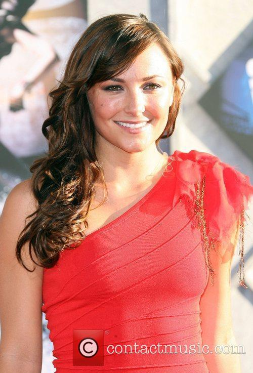 Briana Evigan Los Angeles premiere of 'Step Up:...