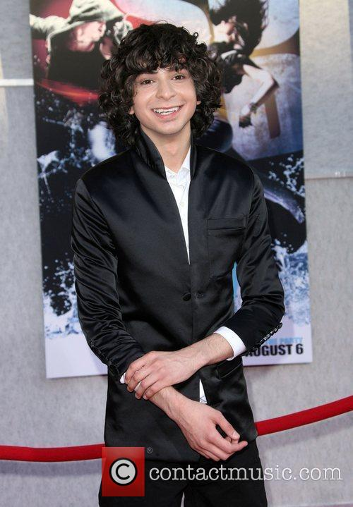 Adam Sevani Los Angeles premiere of 'Step Up:...