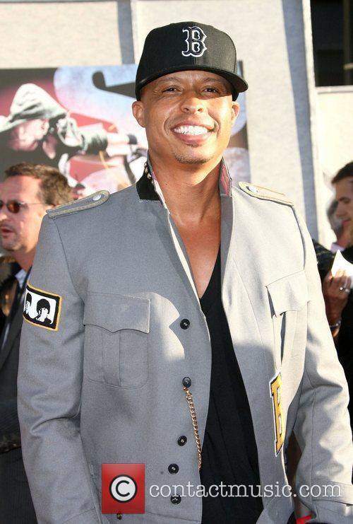 Jamal Sims Los Angeles premiere of 'Step Up:...