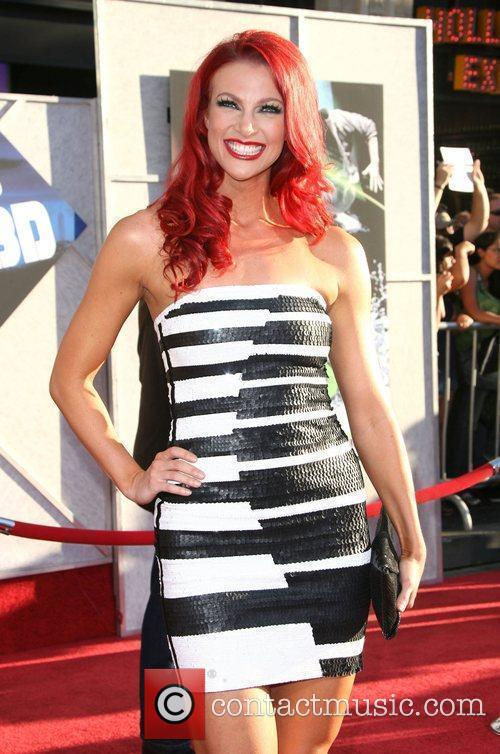 Kendra Andrew Los Angeles premiere of 'Step Up:...