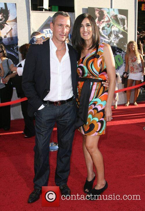 Producers Adam Shankman and Jennifer Gibgot Los Angeles...