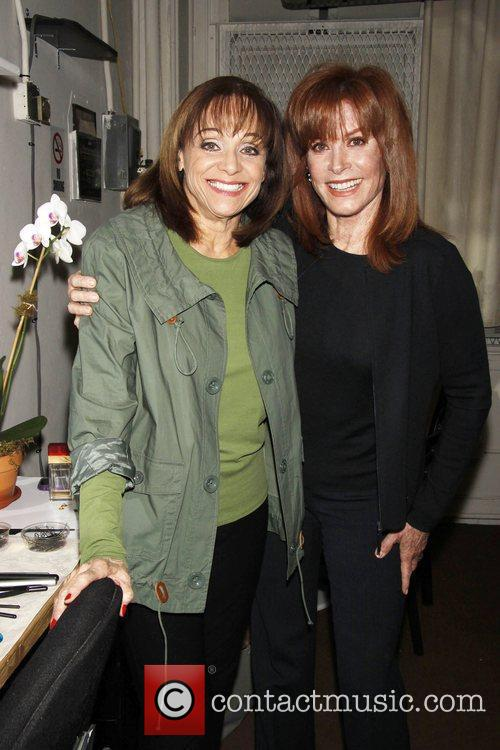 Valerie Harper and Stefanie Powers  Stefanie Powers...