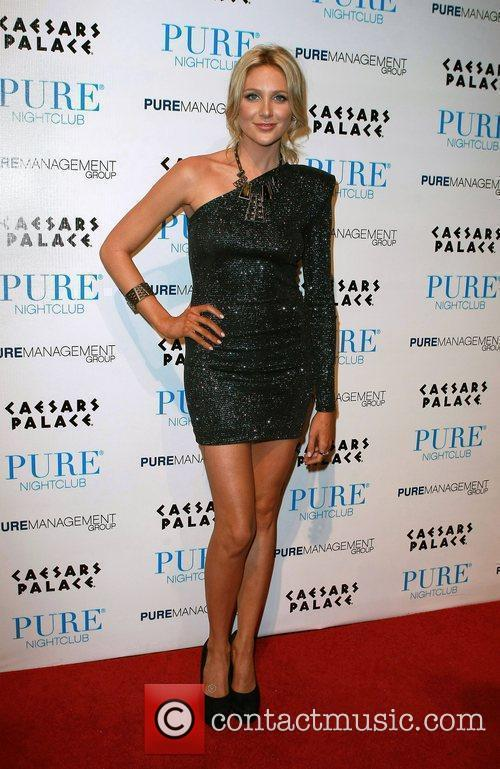 Hosts a night at Pure nightclub at Caesars...