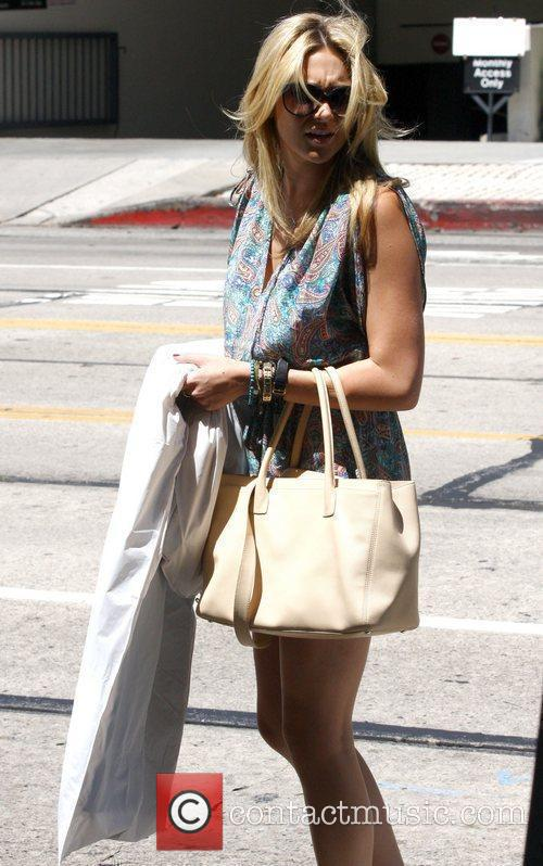Runs errands in West Hollywood