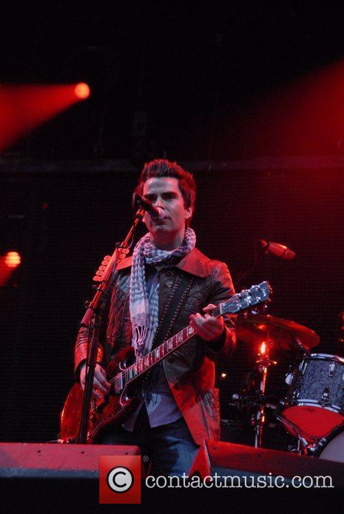 Stereophonics performing live at Cardiff City Stadium Cardiff,...