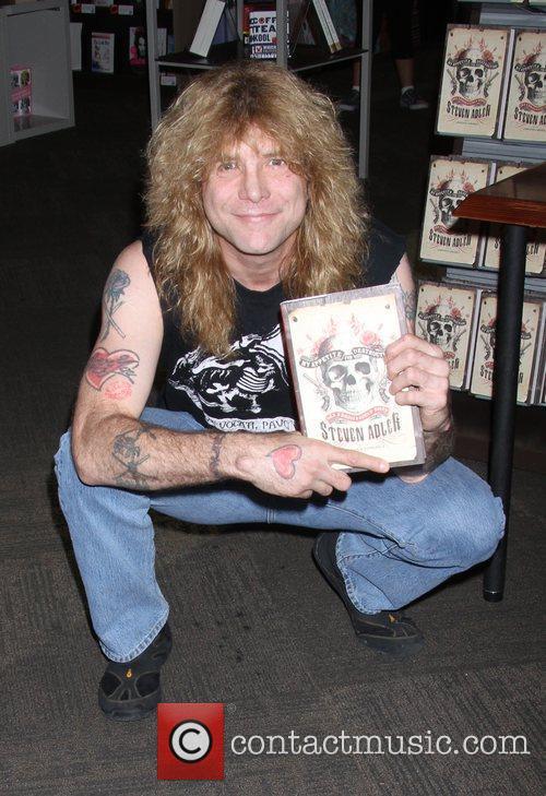Original Drummer For Guns n' Roses, Steven Adler...