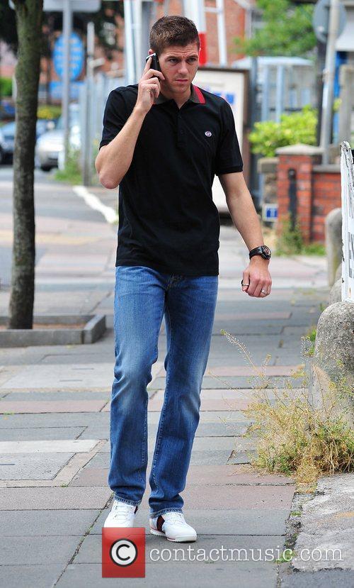 Steven Gerrard 3