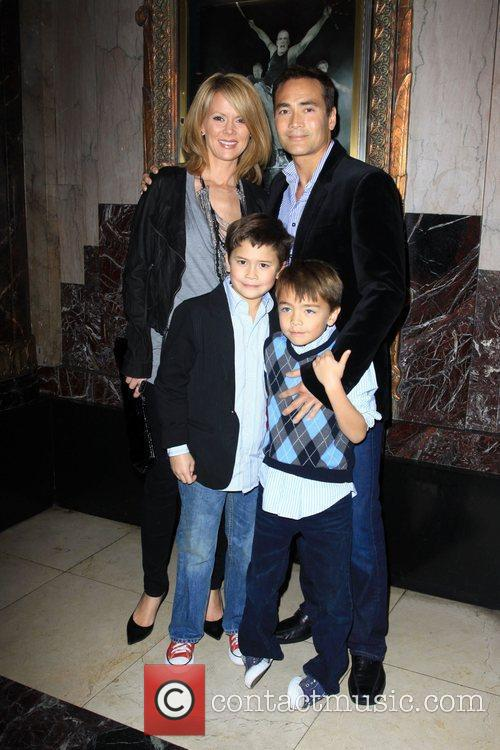 Mark Dacascos and Family