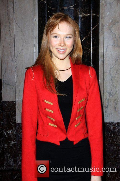 Molly Quinn Opening Night Of Stomp Held At...