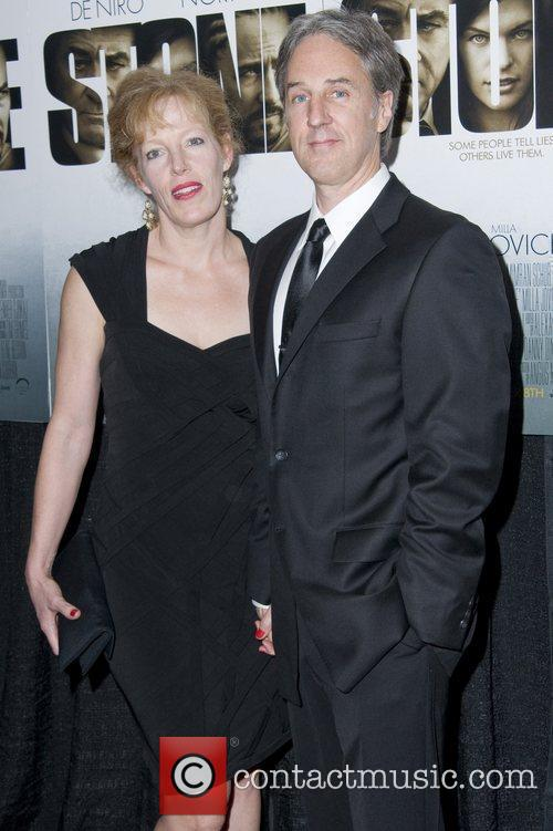 Guest and Angus MacLachlan  New York Premiere...