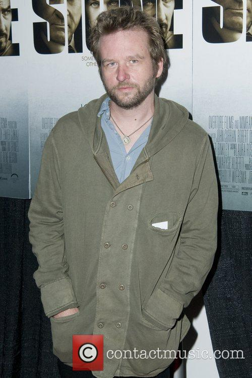 Dallas Roberts New York Premiere of 'Stone'at MOMA...