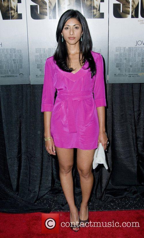 Reshma Shetty New York Premiere of 'Stone'at MOMA...