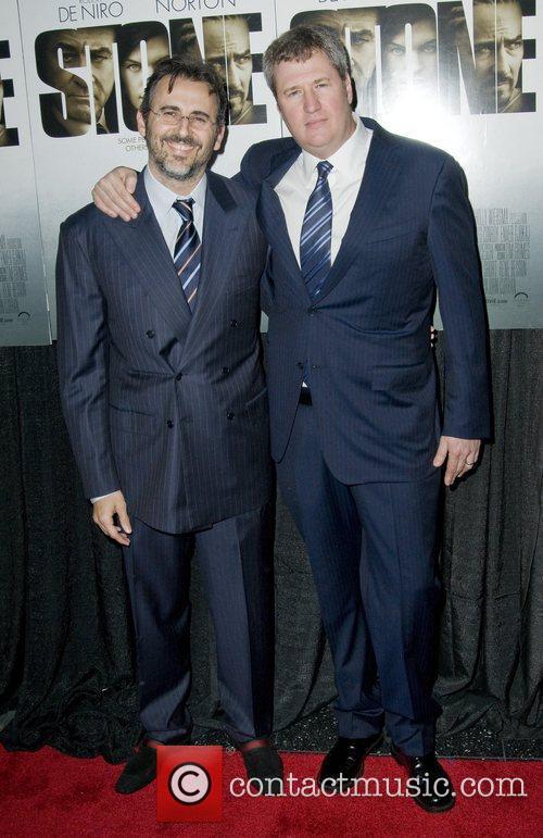 David Mimran and Jordon Schur New York Premiere...
