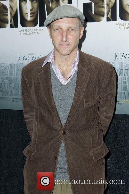 Jonathan Ames New York Premiere of 'Stone'at MOMA...