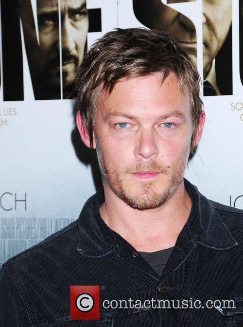 NORMAN REEDUS New York premiere of Stone held at MOMA -... | Norman ...