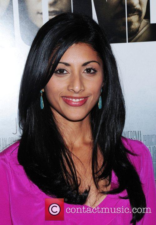 Reshma Shetty New York premiere of 'Stone' held...