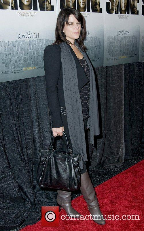 Neve Campbell  New York Premiere of 'Stone'at...