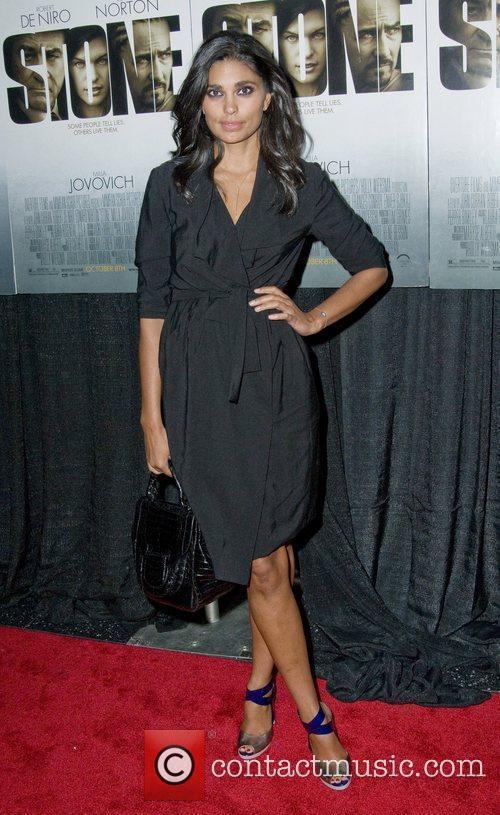 Rachel Roy New York Premiere of 'Stone'at MOMA...