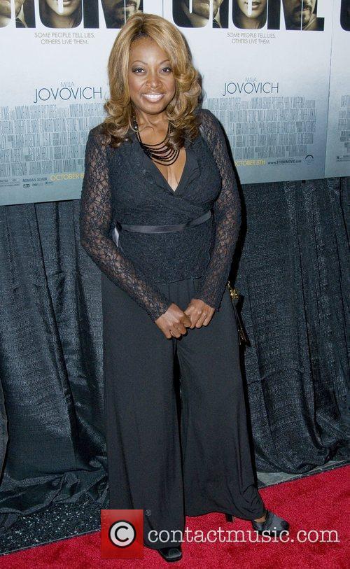 Star Jones New York Premiere of 'Stone'at MOMA...