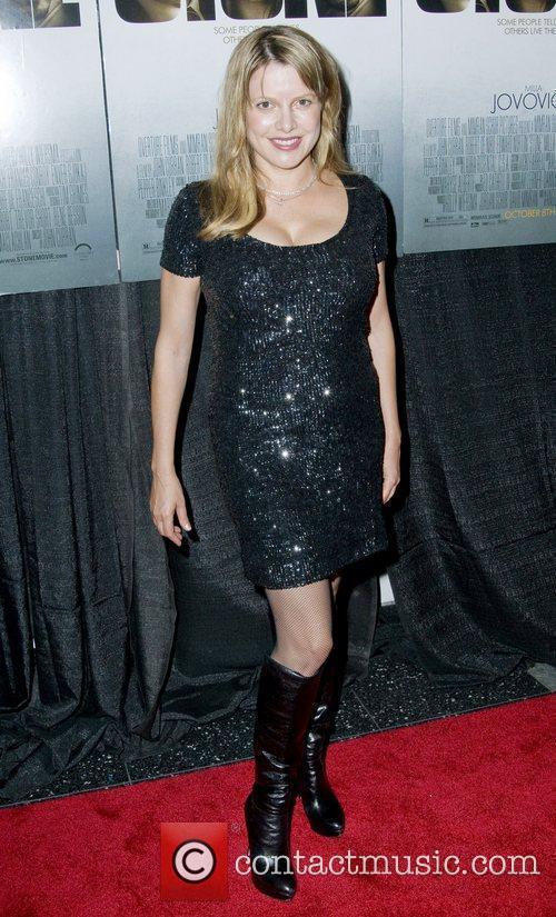 Heidi Jo New York Premiere of 'Stone'at MOMA...