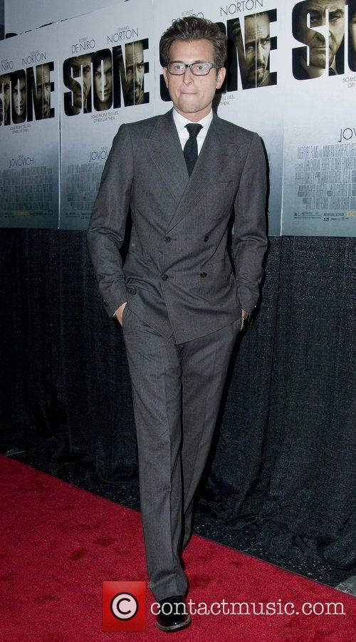 Peter Concotti New York Premiere of 'Stone'at MOMA...