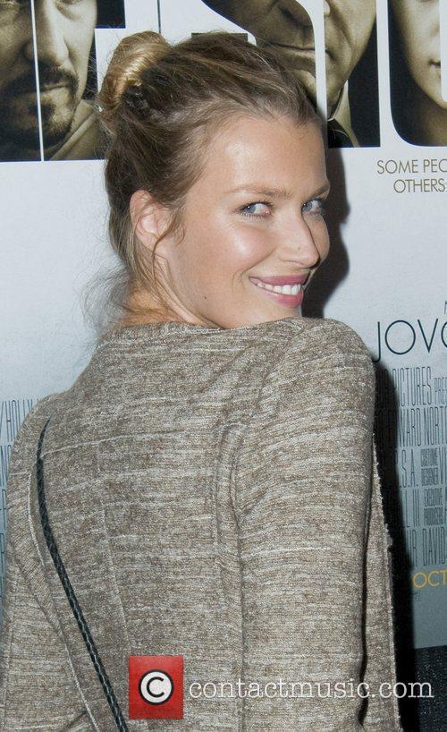 Veronica Varekova New York Premiere of 'Stone'at MOMA...