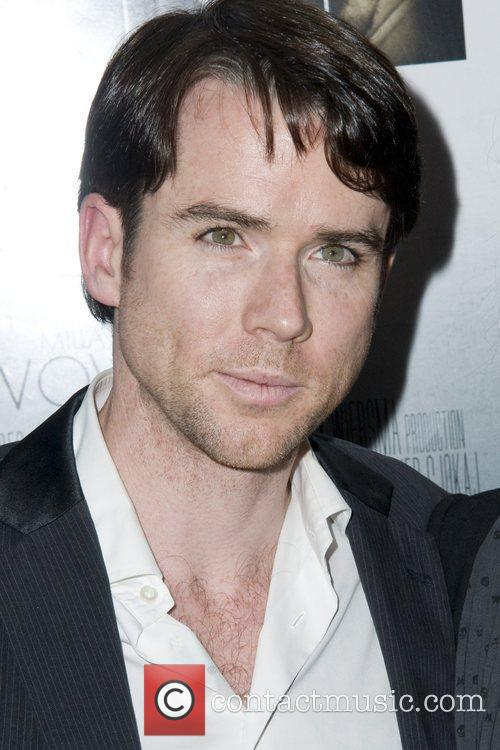 Christian Campbell New York premiere of 'Stone' at...