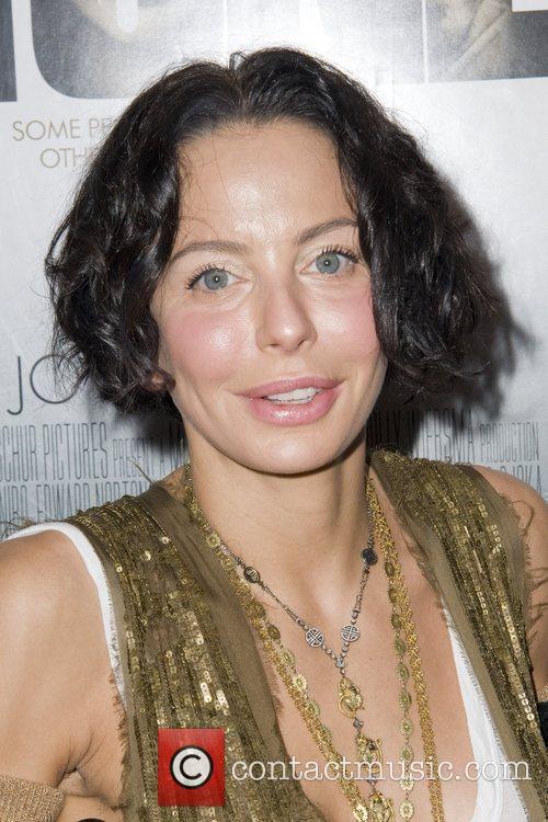 Lisa Maria Falcone New York premiere of 'Stone'...