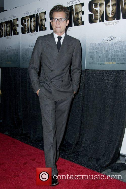 Peter Cincotti New York premiere of 'Stone' at...