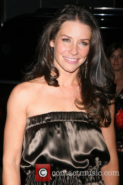 Evangeline Lilly and Rolling Stones 6