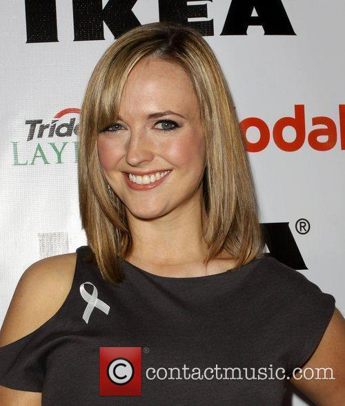 Amanda Gongdon 2nd Annual Streamy Awards Arrivals held...