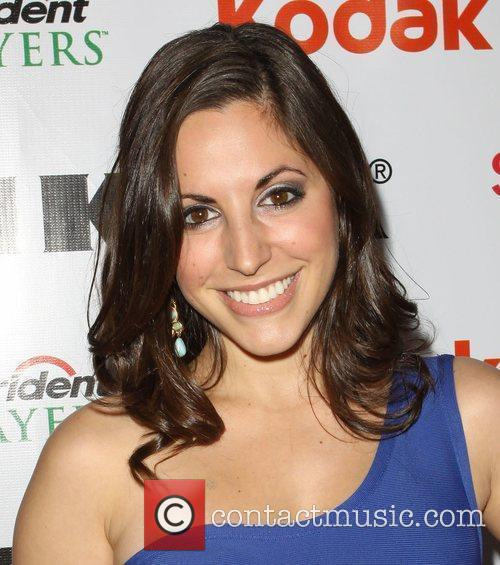 Amelia Meyers 2nd Annual Streamy Awards Arrivals held...