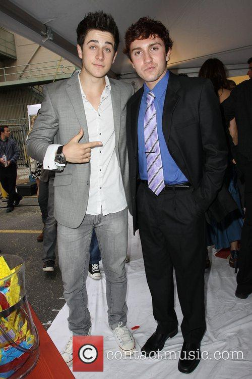 David Henrie and Daryl Sabara 7