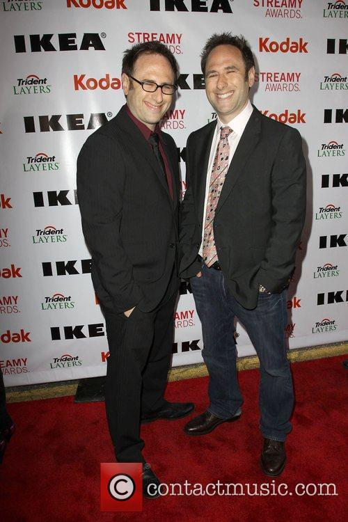 Jason Sklar, Randy Sklar 2nd Annual Streamy Awards...